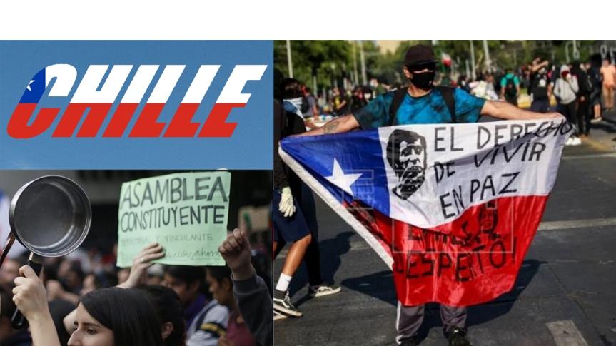 Mujeres y pueblos originarios, los nuevos protagonistas del proceso constituyente deChile