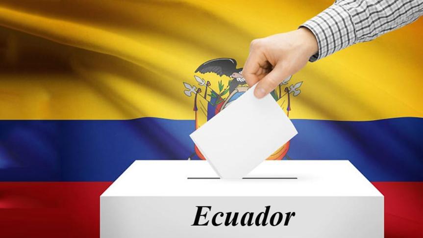 Avanza impresión de papeletas para elecciones generales deEcuador