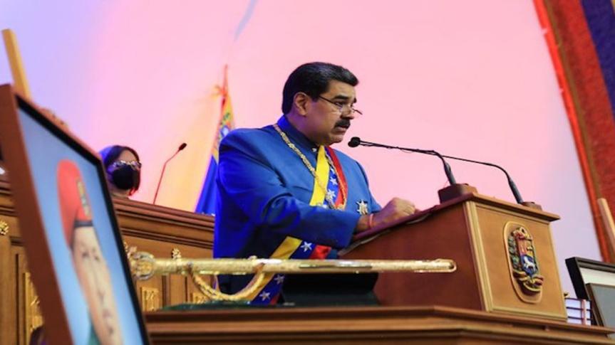 Venezuela ratifica su disposición de cumplir con sus compromisos internacionales pese al bloqueo y las sanciones imperiales(+Video)